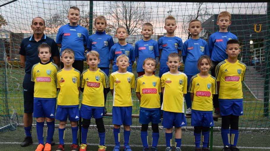 Zdjęcie grupowe drużyny 2011 Czerwona