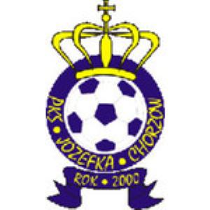 Herb klubu Józefka II Chorzów