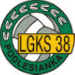 Herb klubu Podlesianka Katowice