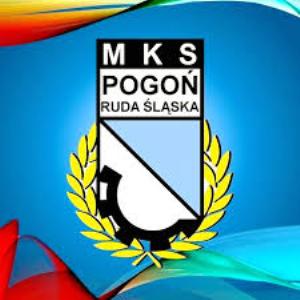 Herb klubu MKS Pogoń Ruda Śląska