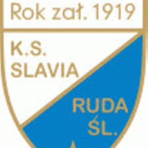 Herb klubu KS Slavia Ruda Śląska
