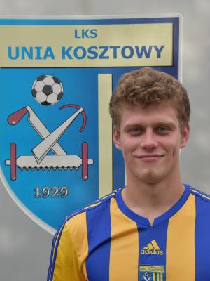 Zdjęcie członka Artur Kamiński w klubie Unia Kosztowy
