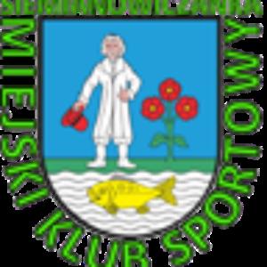 Herb klubu MKS Rosomak Siemianowiczanka