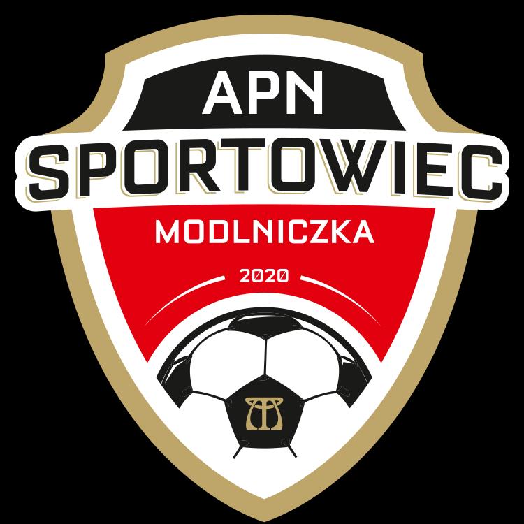 Herb klubu APN Sportowiec Kraków