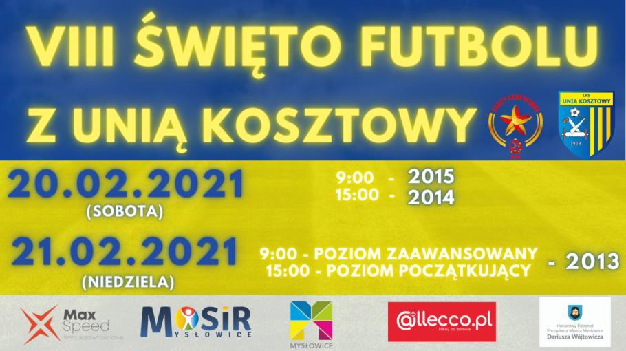 VIII Święto Futbolu z Unią Kosztowy