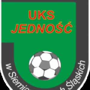 Herb klubu UKS Jedność Siemianowice