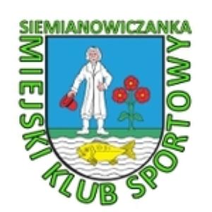 Herb klubu MKS SIEMIANOWICZANKA