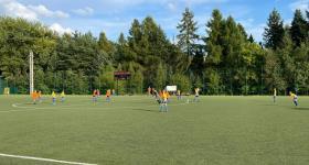2010 D2 V LO 4 kolejka: AP Champions Katowice - Unia obrazek 3