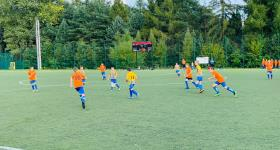 2010 D2 V LO 4 kolejka: AP Champions Katowice - Unia obrazek 5