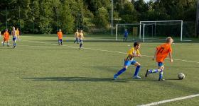 2010 D2 V LO 4 kolejka: AP Champions Katowice - Unia obrazek 8