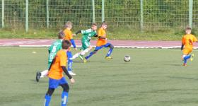 2010 D2 V LO 8 kolejka:  Stadion Śląski - Unia  obrazek 15