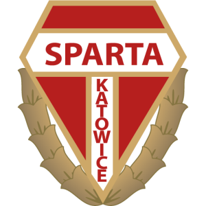 Herb klubu BKS SPARTA KATOWICE