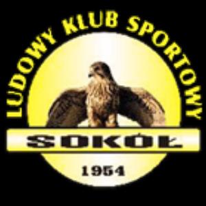 Herb klubu Sokół Wola