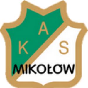 Herb klubu AKS Mikołów
