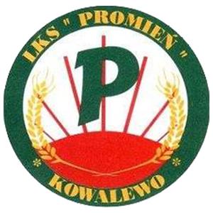 Herb klubu Promień Kowalewo Pomorskie