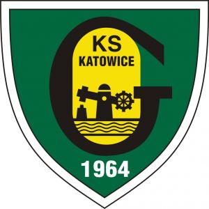 Herb klubu GKS GieKSa Katowice