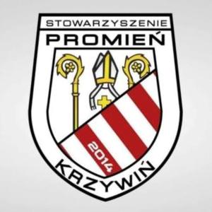 Herb klubu Promień Krzywiń