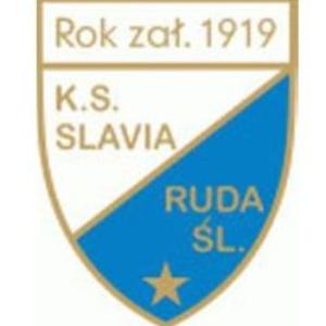 Herb klubu KS Slavia Ruda Ślaska