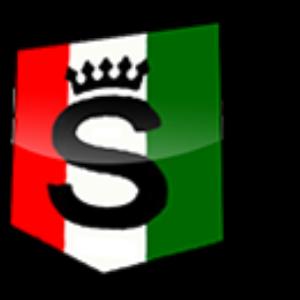 Herb klubu BKS Sarmacja Będzin