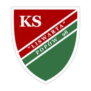 Herb klubu LKS LISWARTA POPÓW