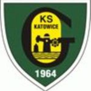 Herb klubu GKS Gieksa 2 Katowice