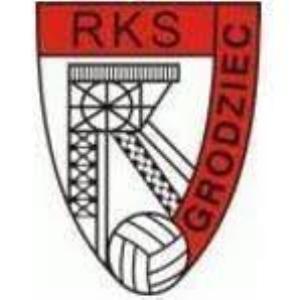 Herb klubu RKS Grodziec Będzin
