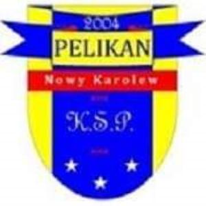 Herb klubu PELIKAN Nowy Karolew