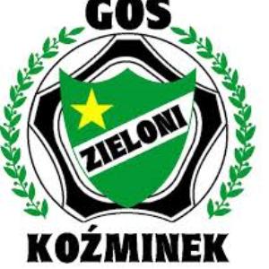 Herb klubu ZIELONI Koźminek