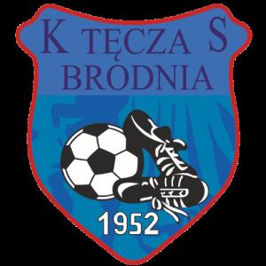Herb klubu Tęcza Brodnia