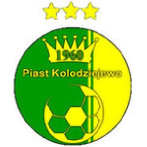 Herb klubu Piast Kołodziejewo