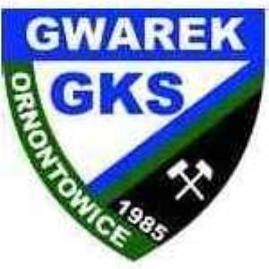 Herb klubu GKS Gwarek Ornontowice