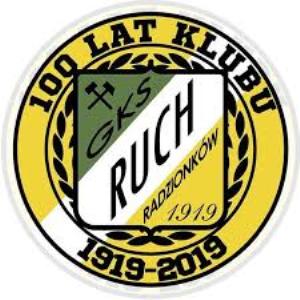 Herb klubu KS Ruch Radzionków