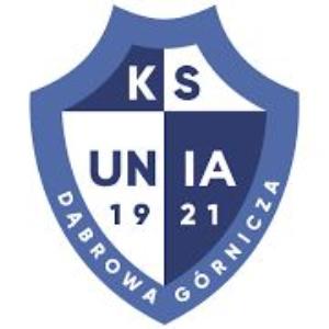 Herb klubu KS Unia Dąbrowa Górnicza