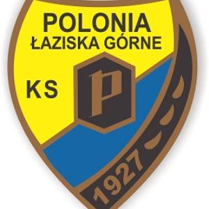 Herb klubu KS Polonia Łaziska Górne