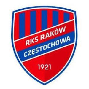 Herb klubu RKS Raków II Częstochowa