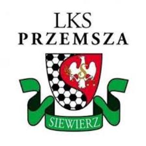 Herb klubu LKS Przemsza Siewierz