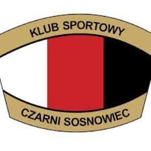 Herb klubu KS CZARNI SOSNOWIEC SP. Z O.O.