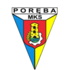 Herb klubu MKS PORĘBA