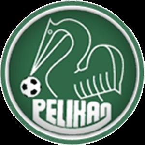 Herb klubu Pelikan Dębno Polskie