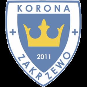 Herb klubu Korona Zakrzewo