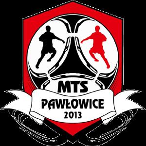 Herb klubu MTS Pawłowice