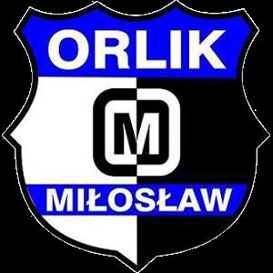 Herb klubu Orlik Miłosław