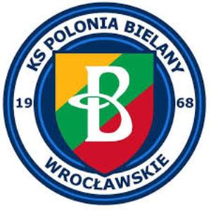 Herb klubu POLONIA Bielany Wrocławskie