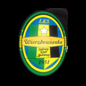 Herb klubu Wierzbowianka Wierzbno