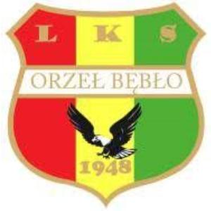 Herb klubu Orzeł Bębło