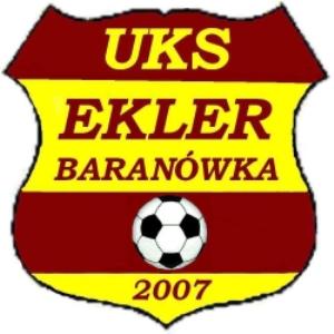 Herb klubu Ekler Baranówka