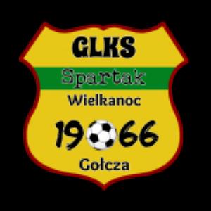 Herb klubu Spartak Wielkanoc-Gołcza