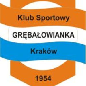Herb klubu Grębałowianka