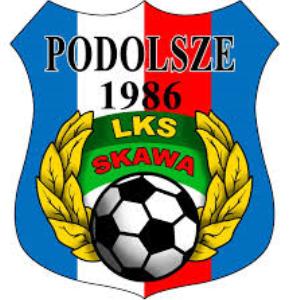 Herb klubu Skawa Podolsze