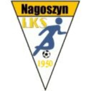Herb klubu LKS Nagoszyn